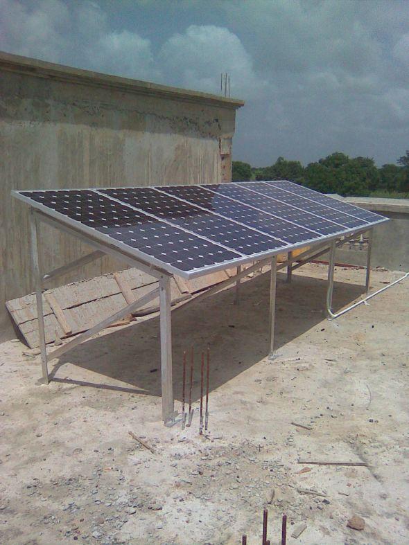 Foto Solar Chamoi x 590